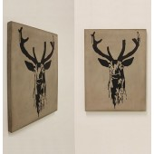 Jan Kurtz Deer - Beton Bild