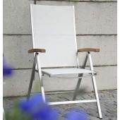 Jan Kurtz Klappsessel Lux - Weiß