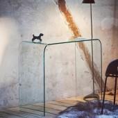 Jan Kurtz Konsolentisch / Schreibtisch Bow