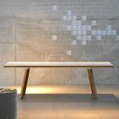 Jan Kurtz Tisch Artwork, HPL Tischplatte