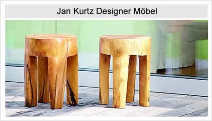 Jan Kurtz Designer Möbel